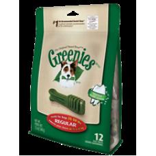 Greenies Dental Dog Chews Regular 340g